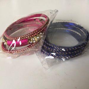 SET of Boutique bangles